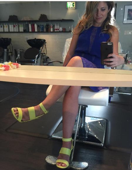 Elizabeth Jayne Feet