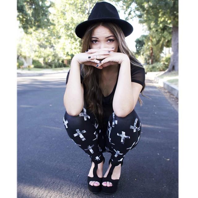 Sarah Oh Feet