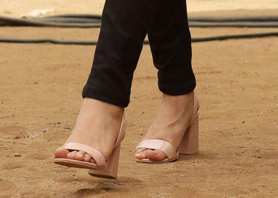 Nayanthara Feet