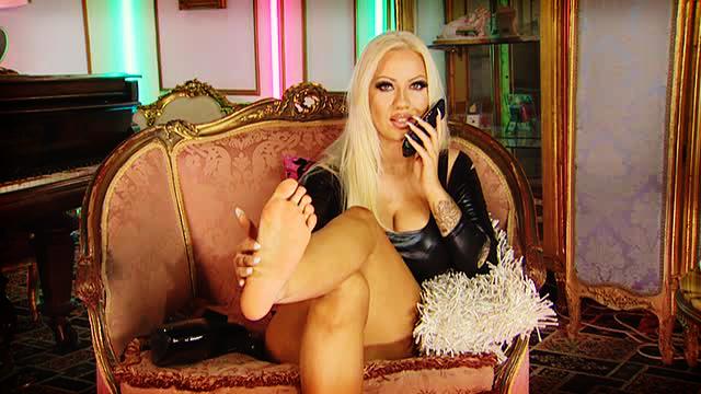 Jessie Jensen Feet