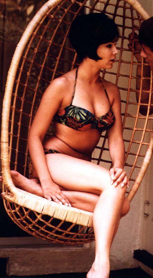Yvonne Craig Feet
