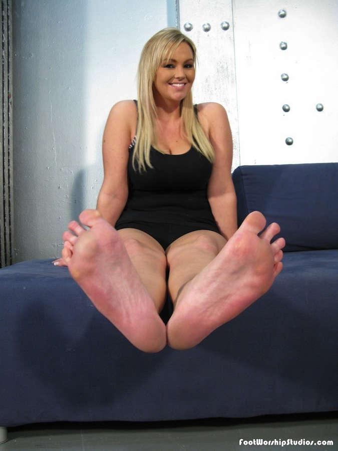 Abbey Brooks Feet