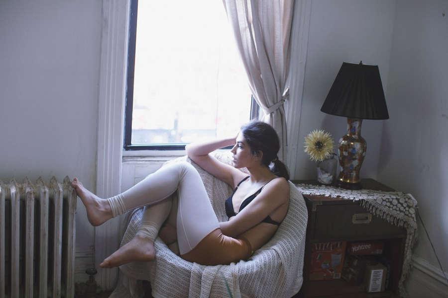 Marilhea Peillard Feet