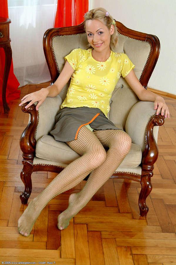 Adrienn Levai Feet