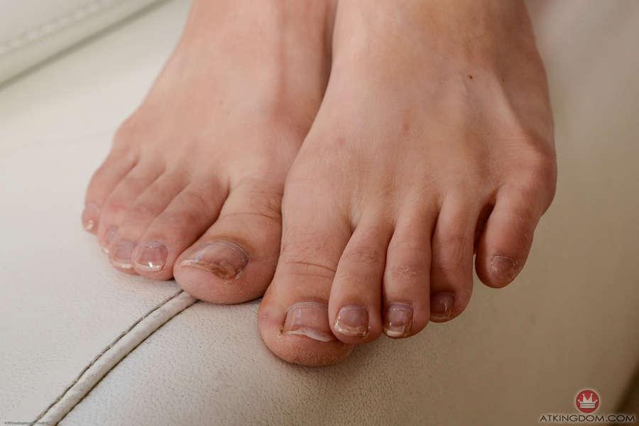 Maci May Feet