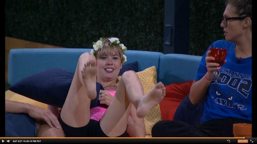 Meg Maley Feet