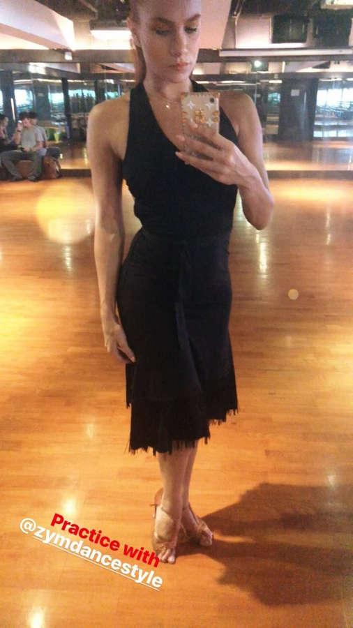 Alessandra Tripoli Feet