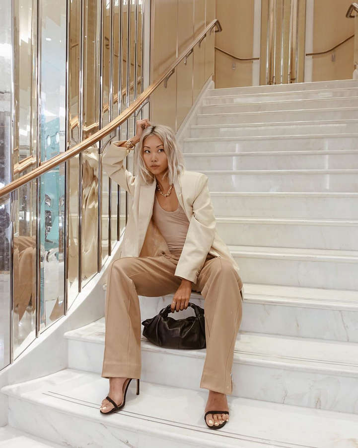 Vanessa Hong Feet