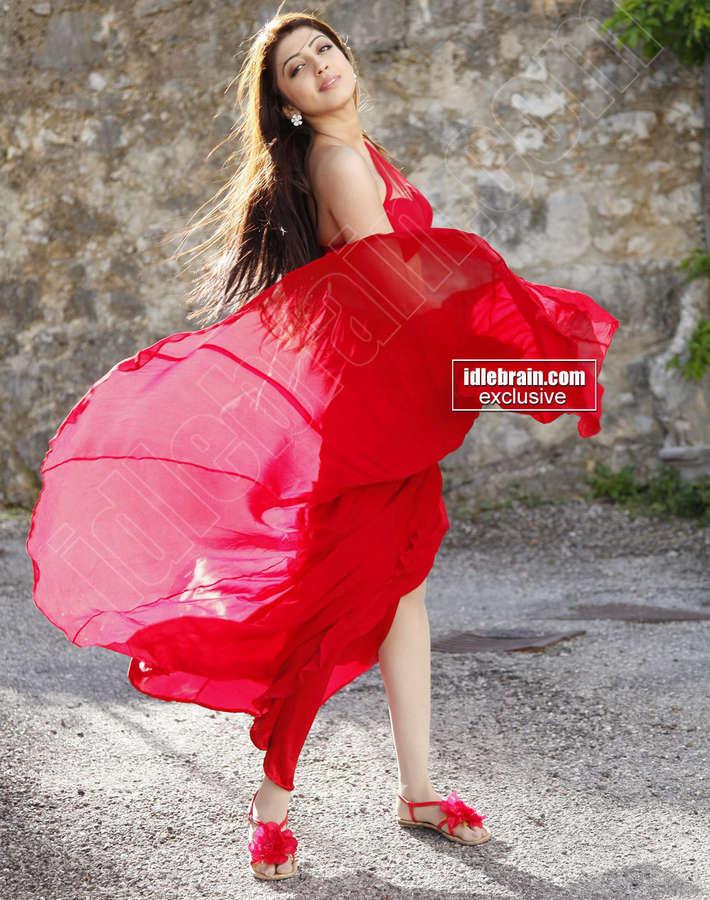 Pranitha Feet