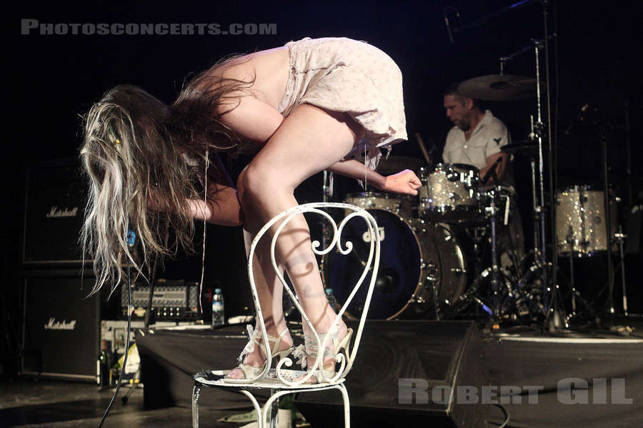 Katie Jane Garside Feet