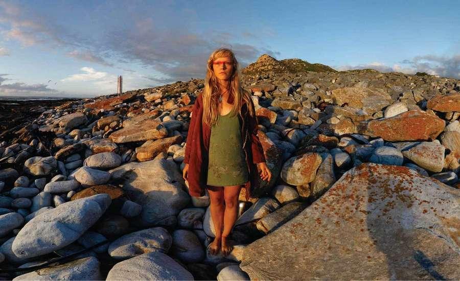 Alice Phoebe Lou Feet