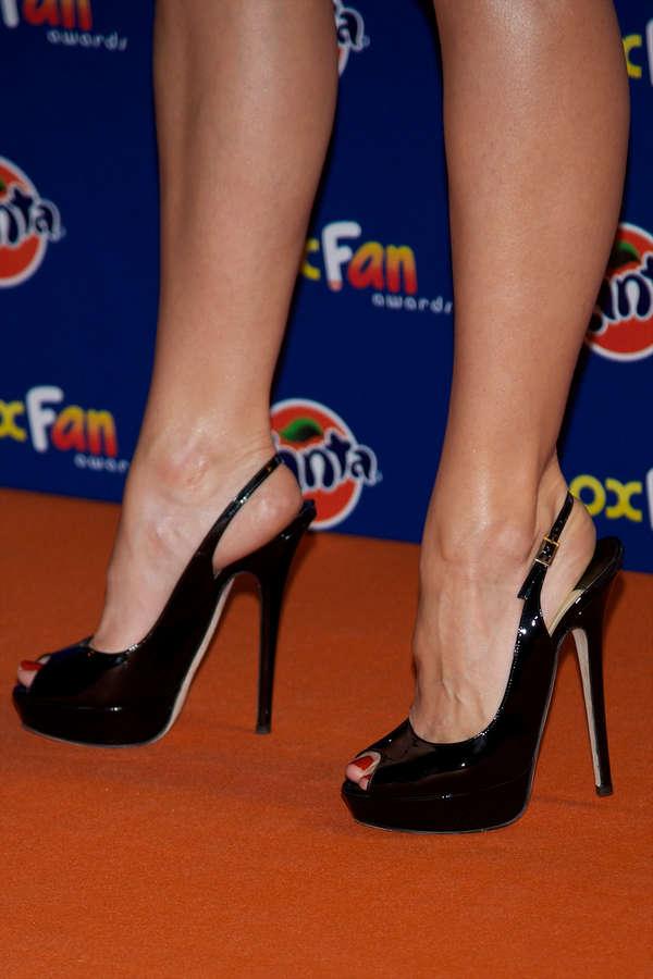 Alexandra Jimenez Feet