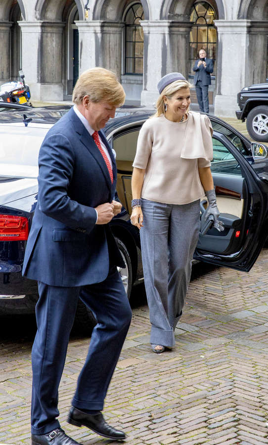 Queen Maxima Of The Netherlands Feet