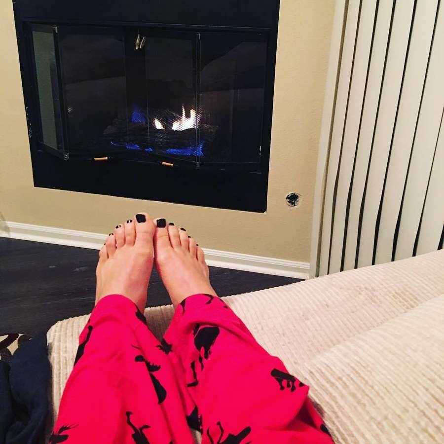 Olivia Moschetti Feet
