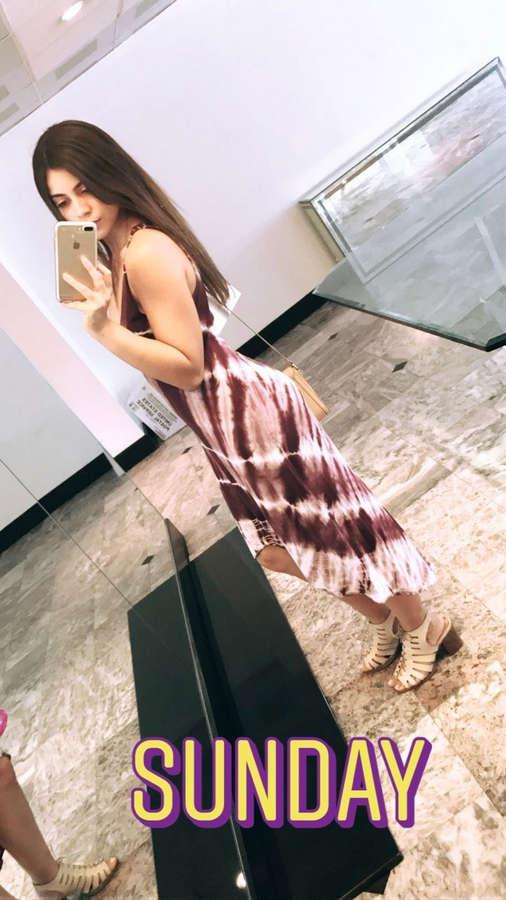 Angelique Rivera Feet