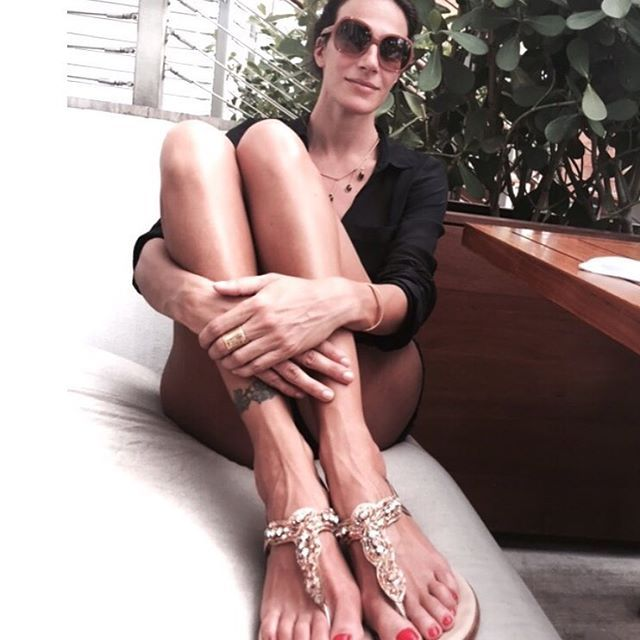 Dolores Trull Feet