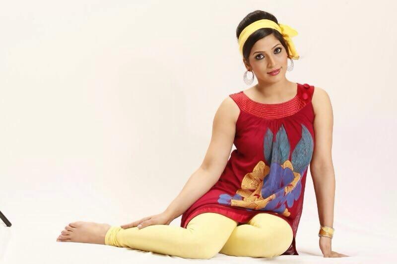 Anita Bhat Feet