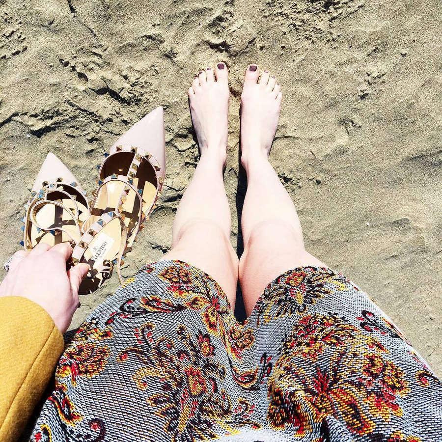 Alyssa Campanella Feet