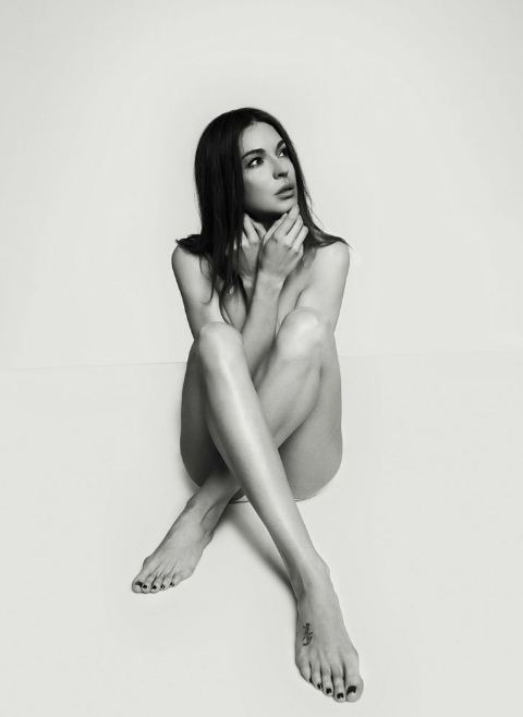 Agnia Ditkovskite Feet