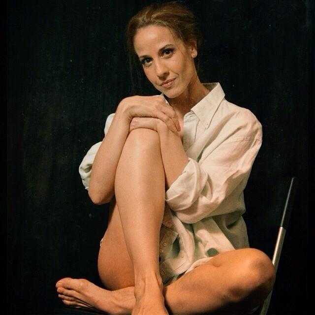 Monica Aragon Feet