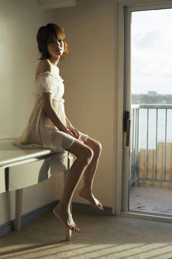Akina Minami Feet