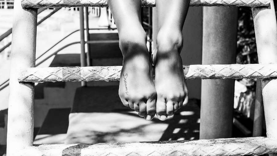 Ingrid De Oliveira Feet