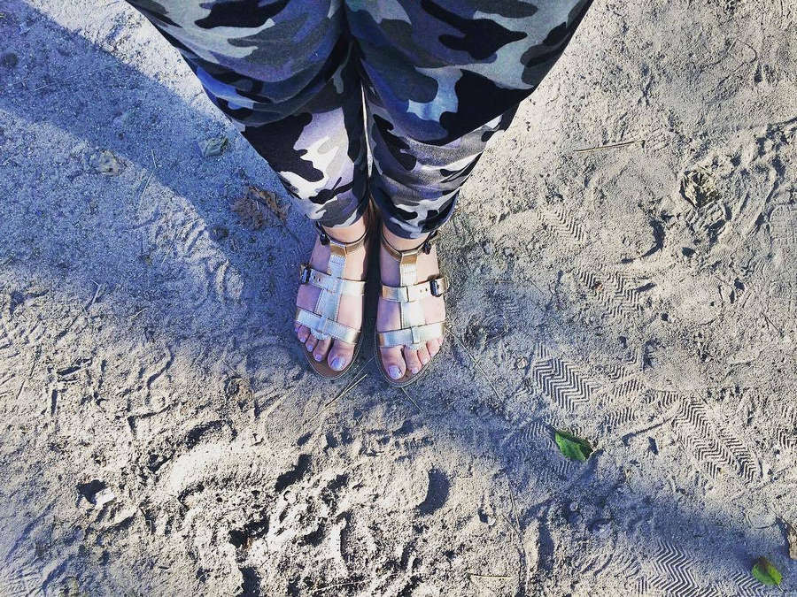 Dalal Midhat Feet