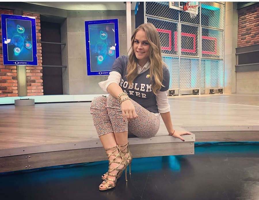 Virginia Ramirez Mere Feet