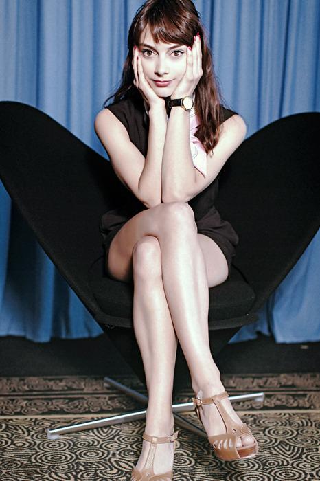 Sophie Desmarais Feet