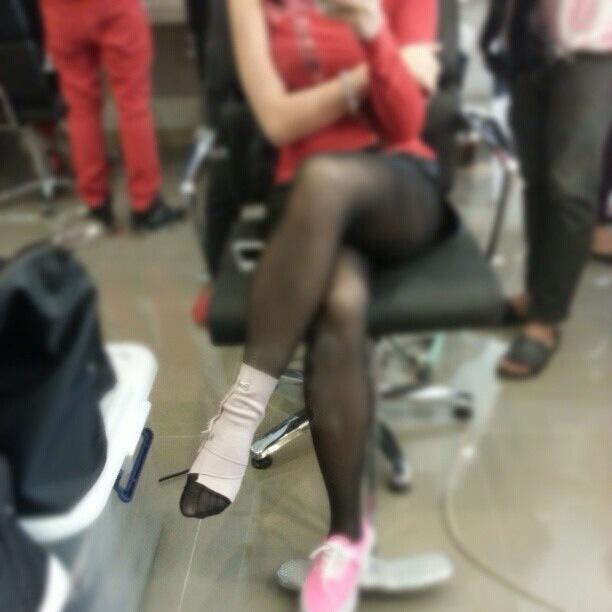 Yssa Pressman Feet