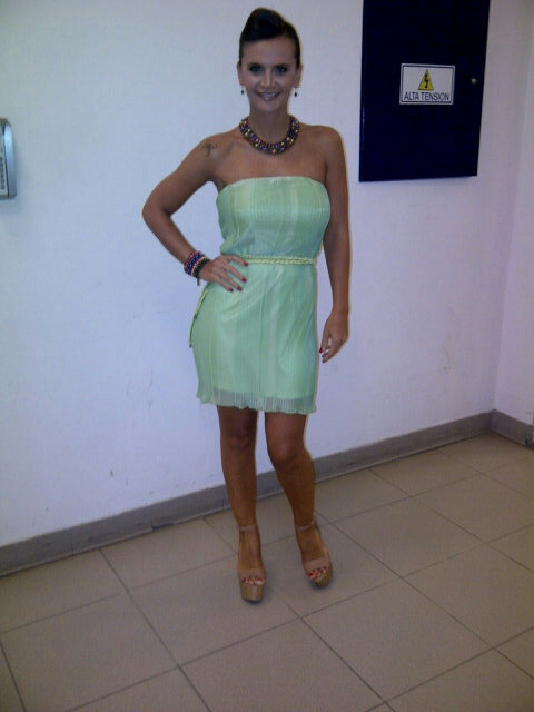 Amalia Granata Feet
