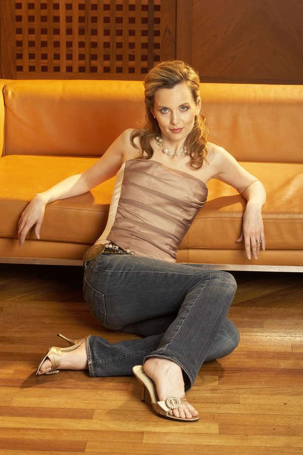 Debra Stephenson Feet