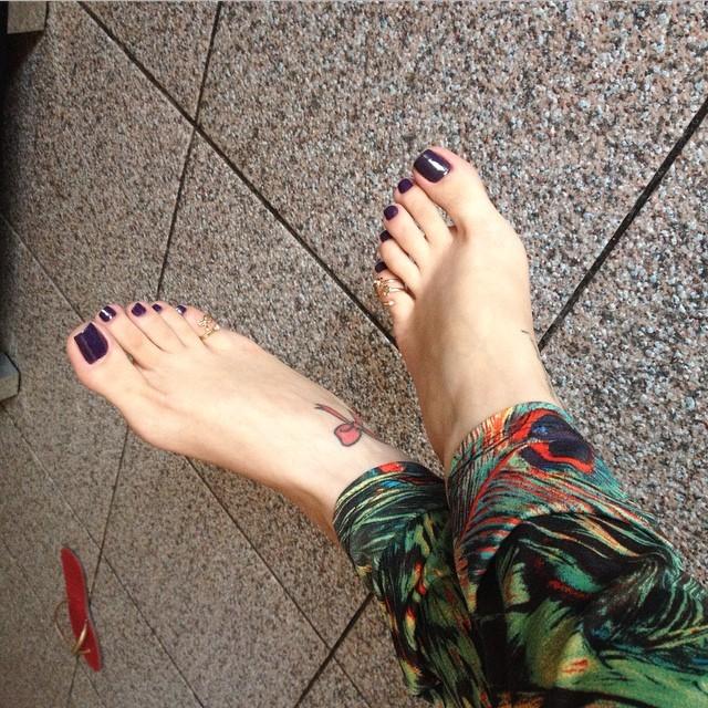 Rainha Feet