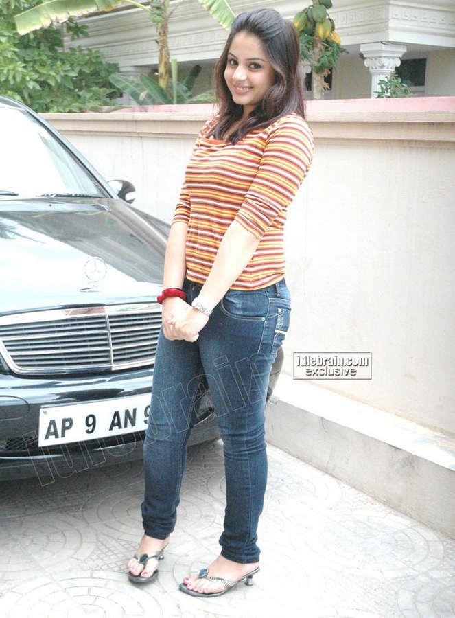 Suhani Kalita Feet