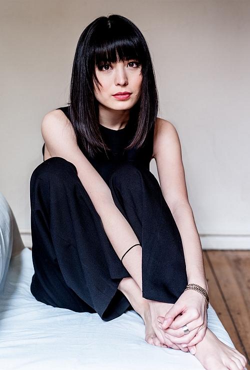 Alice Sara Ott Feet