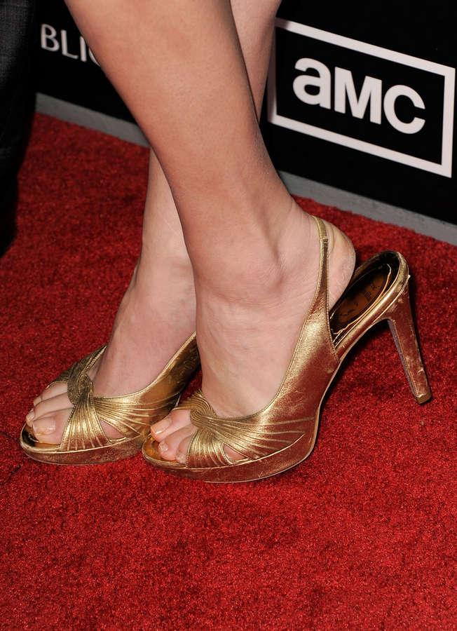 Jennifer Westfeldt Feet