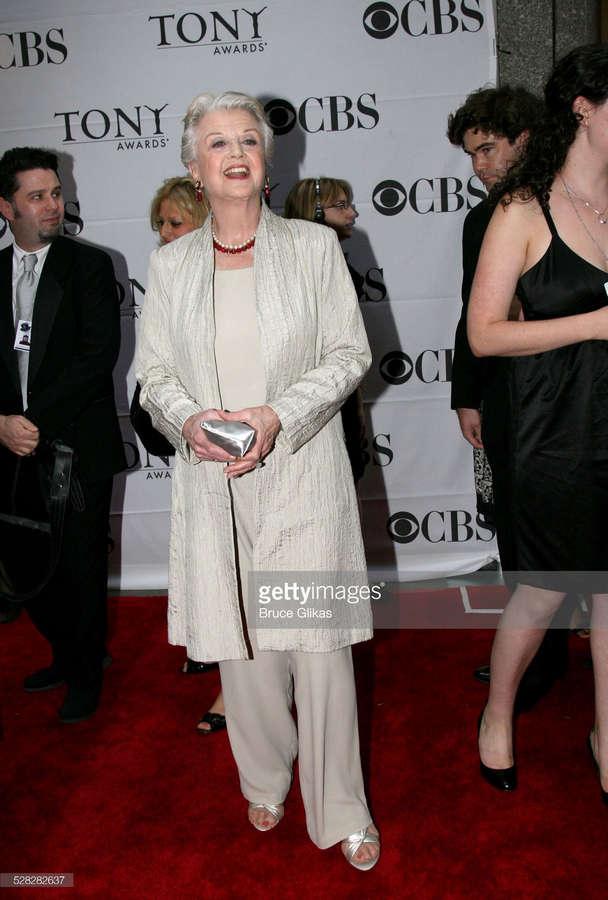 Angela Lansbury Feet