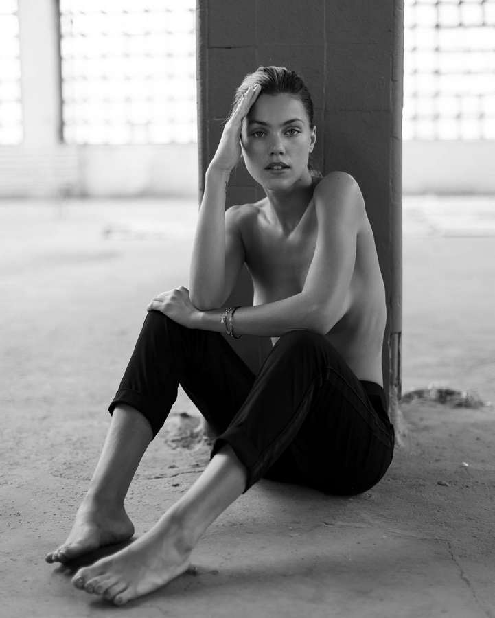 Pamela Tome Feet