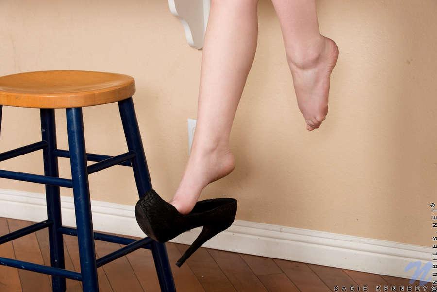 Sadie Kennedy Feet