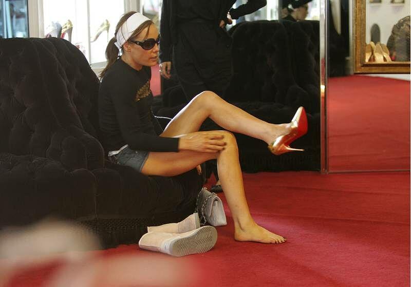 Tara Palmer Tomkinson Feet