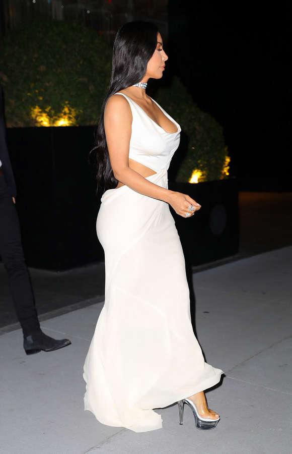 Kim Kardashian West Feet