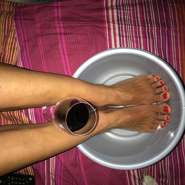 Alice Bendova Feet