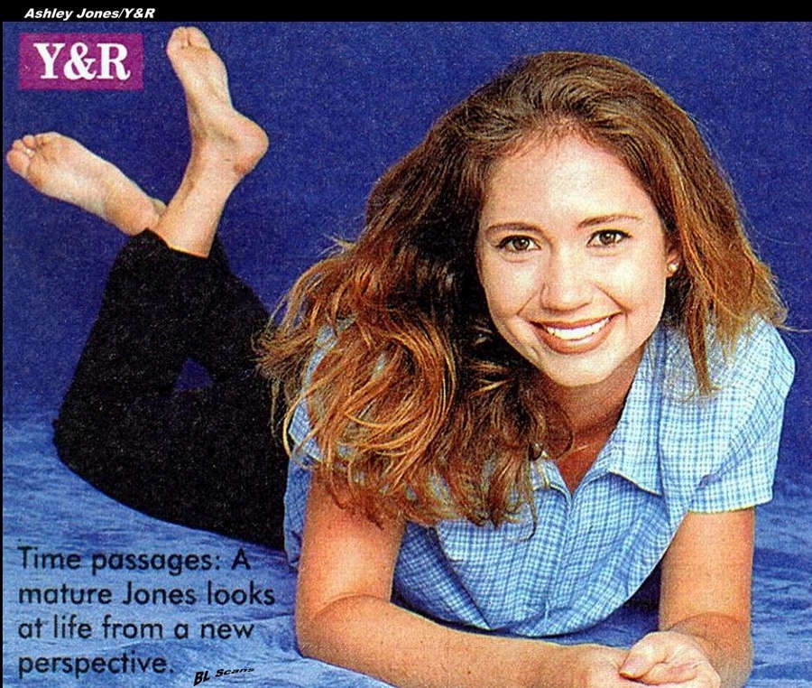 Ashley Jones Feet
