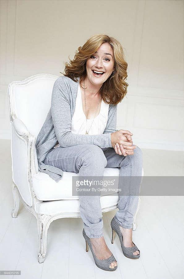 Sophie Thompson Feet