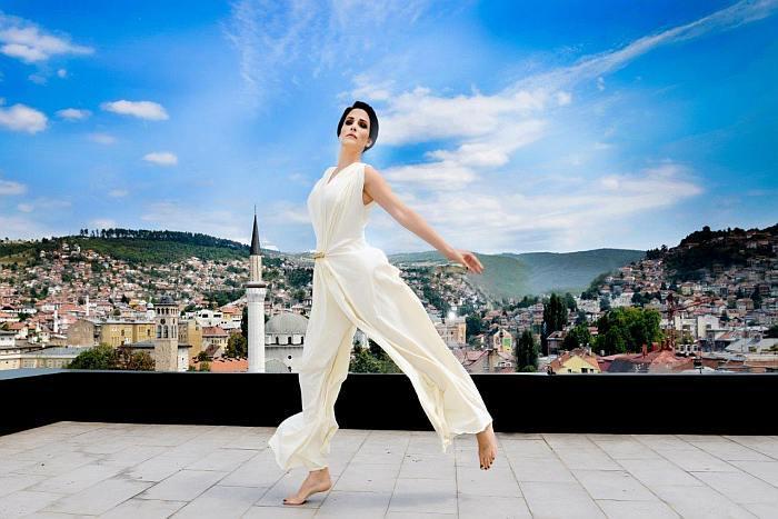 Zana Marjanovic Feet