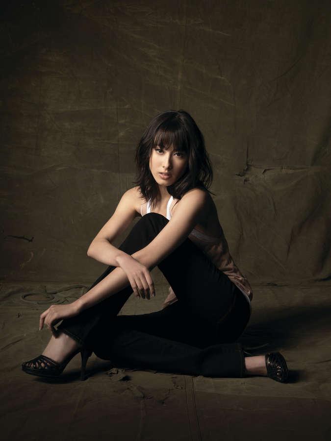 Isabella Leong Feet