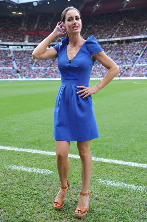 Kirsty Gallacher Feet