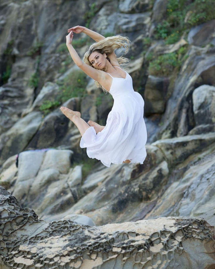 Alison Grenadier Feet
