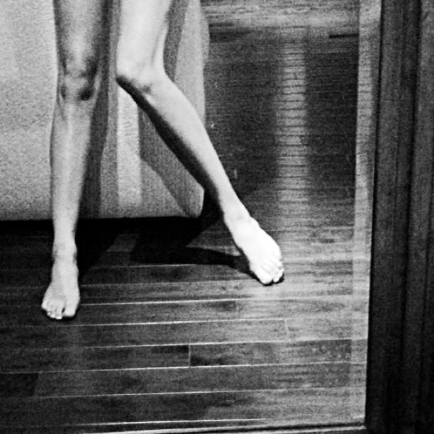 Annie Helvey Feet