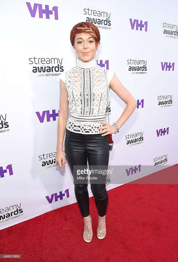 Lindsey Stirling Feet